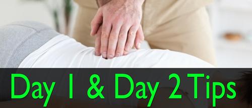 day 1 2 tips chiropractic marketing training