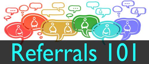 referrals 101 chiropractic marketing training