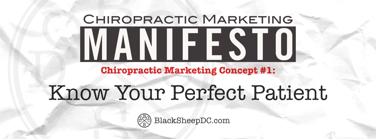chiropractic marketing manifesto 1