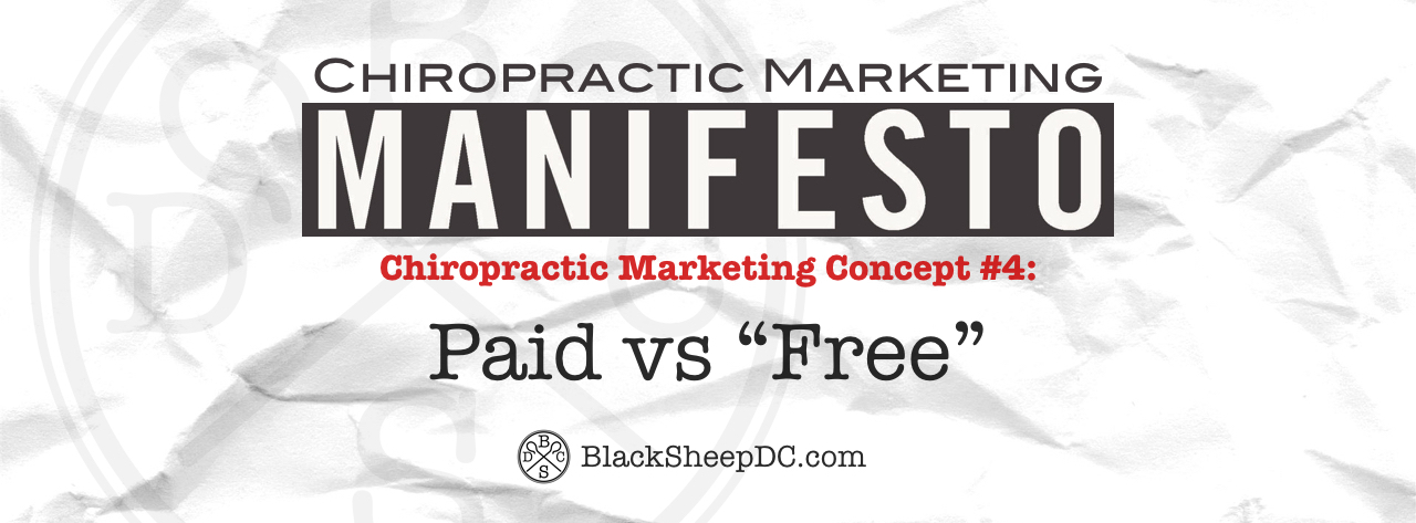 chiropractic marketing manifesto 4