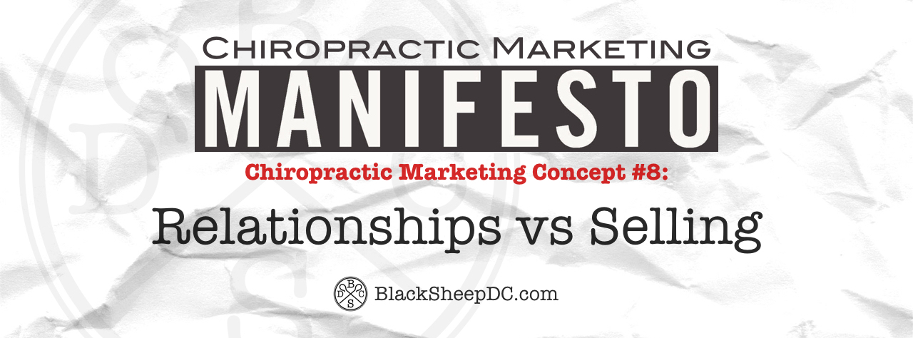chiropractic marketing manifesto 8