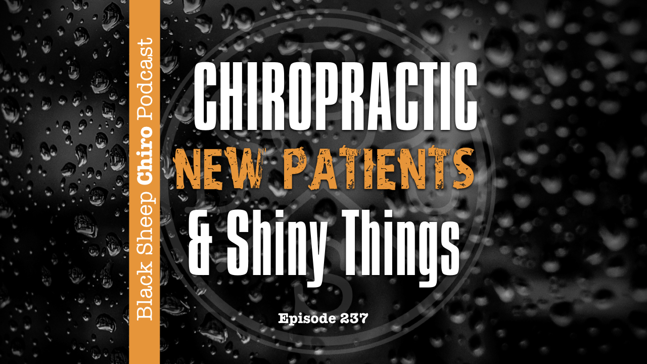 chiropractic new patients podcast