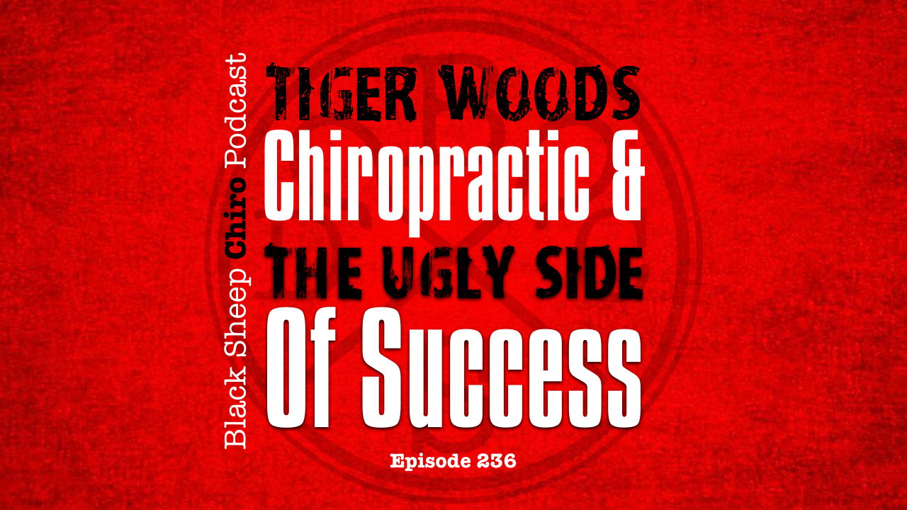 tiger woods chiropractic podcast