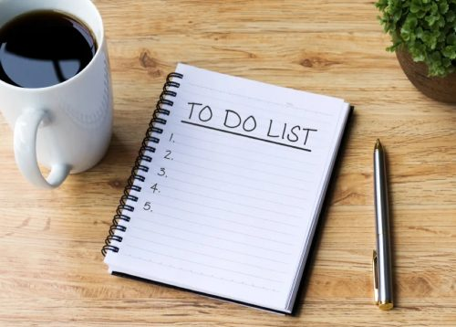 chiropractic marketing to do list