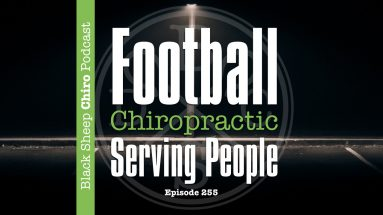 chiropractic podcast serving people
