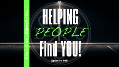 helping people find you chiropractic podcast