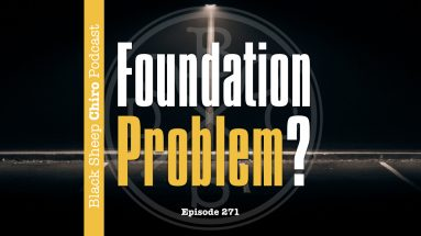foundation problem chiropractic podcast