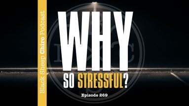 stressful chiropractic business podcast