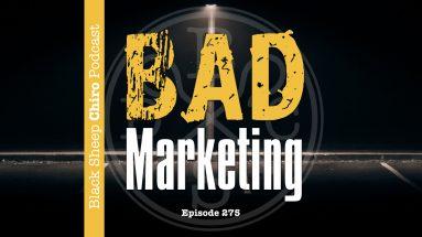 bad chiropractic marketing podcast