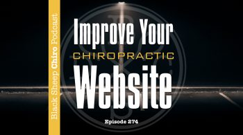 chiropractic website chiropractic podcast