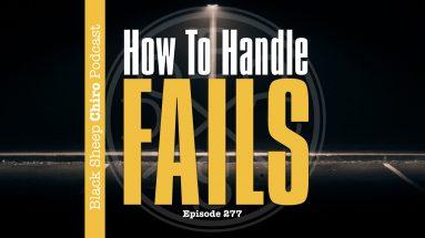 handling failure chiropractic podcast