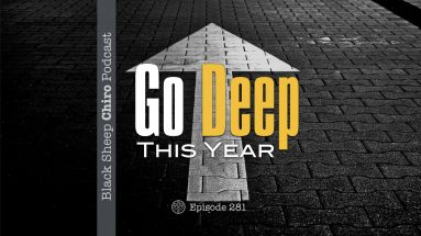 go deep this year chiropractic podcast.001