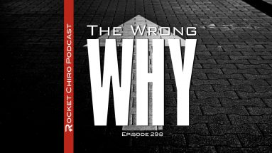 wrong why chiropractic podcast
