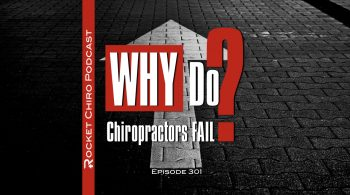why do chiropractors fail podcast artwork
