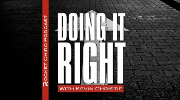 doing it right with kevin christie chiropractic podcast