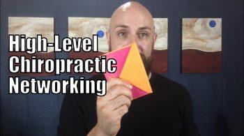chiropractic networking tip