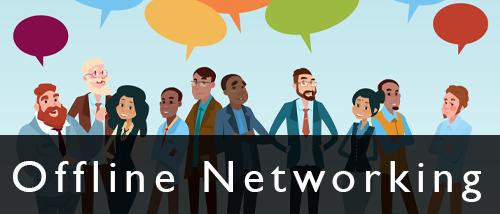 offline networking for chiropractors