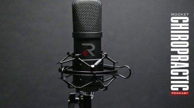 rocket chiropractic podcast banner